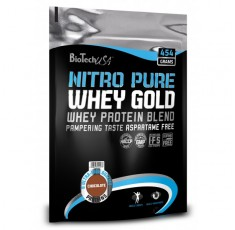 BioTech - 100% Pure Whey / 454gr.