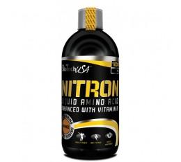 BioTech - Nitron / 1000ml. Хранителни добавки, Аминокиселини, Комплексни аминокиселини