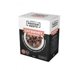 BIOTECH - Protein Gusto Oat & Whey / Chocolate Хранителни добавки, Протеини, Протеинови барове и храни