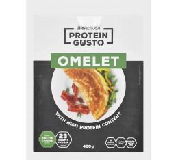 BIOTECH - Protein Gusto Omelet Bacon / 12 Serv. Хранителни добавки, Протеини, Протеинови барове