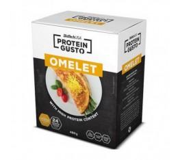 BIOTECH - Protein Gusto Omelet Cheddar Cheese / 12 Serv. Хранителни добавки, Протеини, Протеинови барове