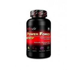 BioTech - Power Force / 60 caps. Хранителни добавки, Енергийни продукти