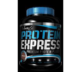 BioTech - Protein Express / 2000g.  Хранителни добавки, Протеини, Протеинови матрици