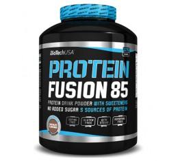 BioTech - Protein Fusion 85 / 2270g. Хранителни добавки, Протеини, Протеинови матрици