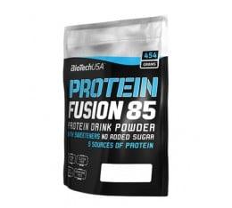 BioTech - Protein Fusion 85 / 454g. Хранителни добавки, Протеини, Протеинови матрици