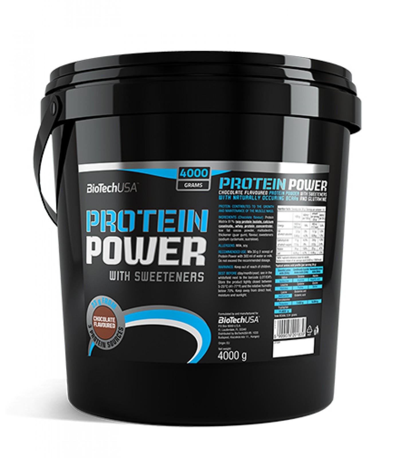 BioTech - Protein Power /4kg