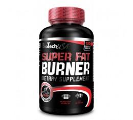 BioTech - Super Fat Burners / 120 tab Хранителни добавки, Отслабване, Фет-Бърнари