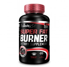 BioTech - Super Fat Burners / 120 tab​