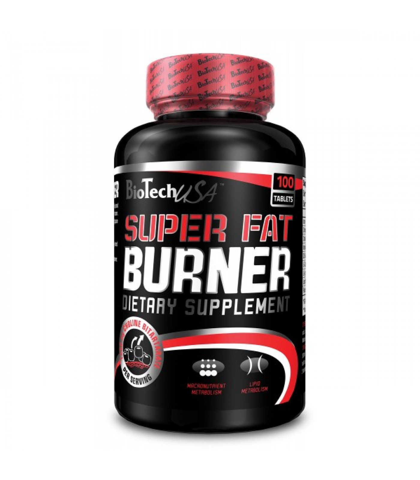 BioTech - Super Fat Burner / 120 tab​