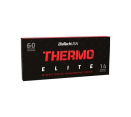 BioTech - Thermotest Elite / 60 caps.  Хранителни добавки, Отслабване, Фет-Бърнари, Хранителни добавки на промоция