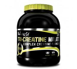 BioTech - Tri-Creatine Malate / 300 gr. Хранителни добавки, Креатинови продукти, Три Креатин Малат