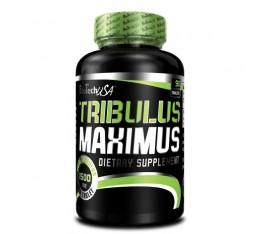 BioTech - Tribulus Maximus / 90caps. Хранителни добавки, Стимулатори за мъже, Трибулус-Терестрис
