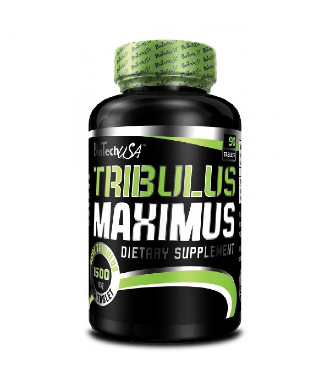BioTech - Tribulus Maximus / 90caps.