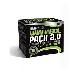 BioTech - Wianabol Pack 2.0 Хранителни добавки, Стимулатори за мъже