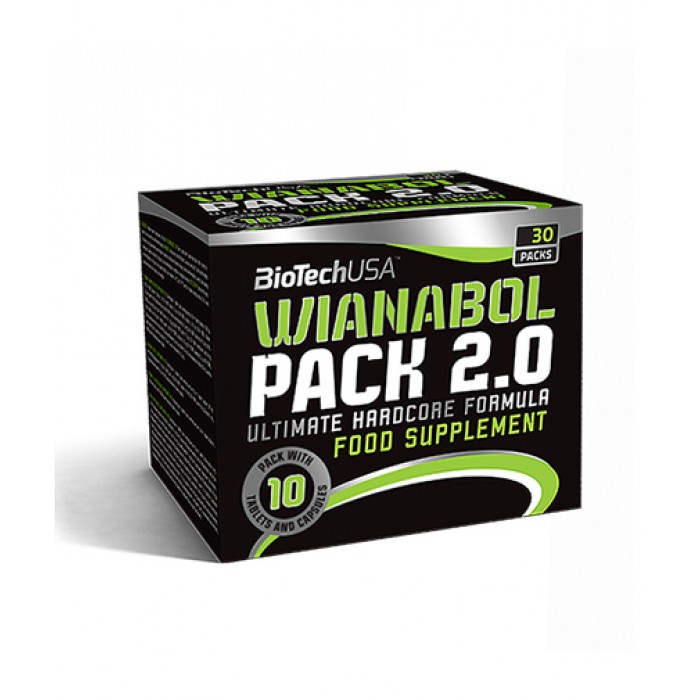 BioTech - Wianabol Pack 2.0