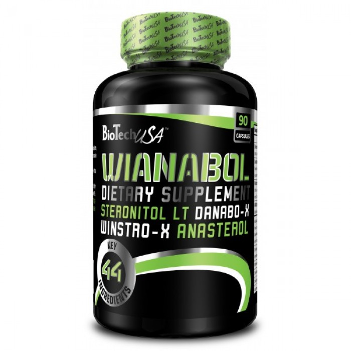 BioTech - Wianabol / 90caps.