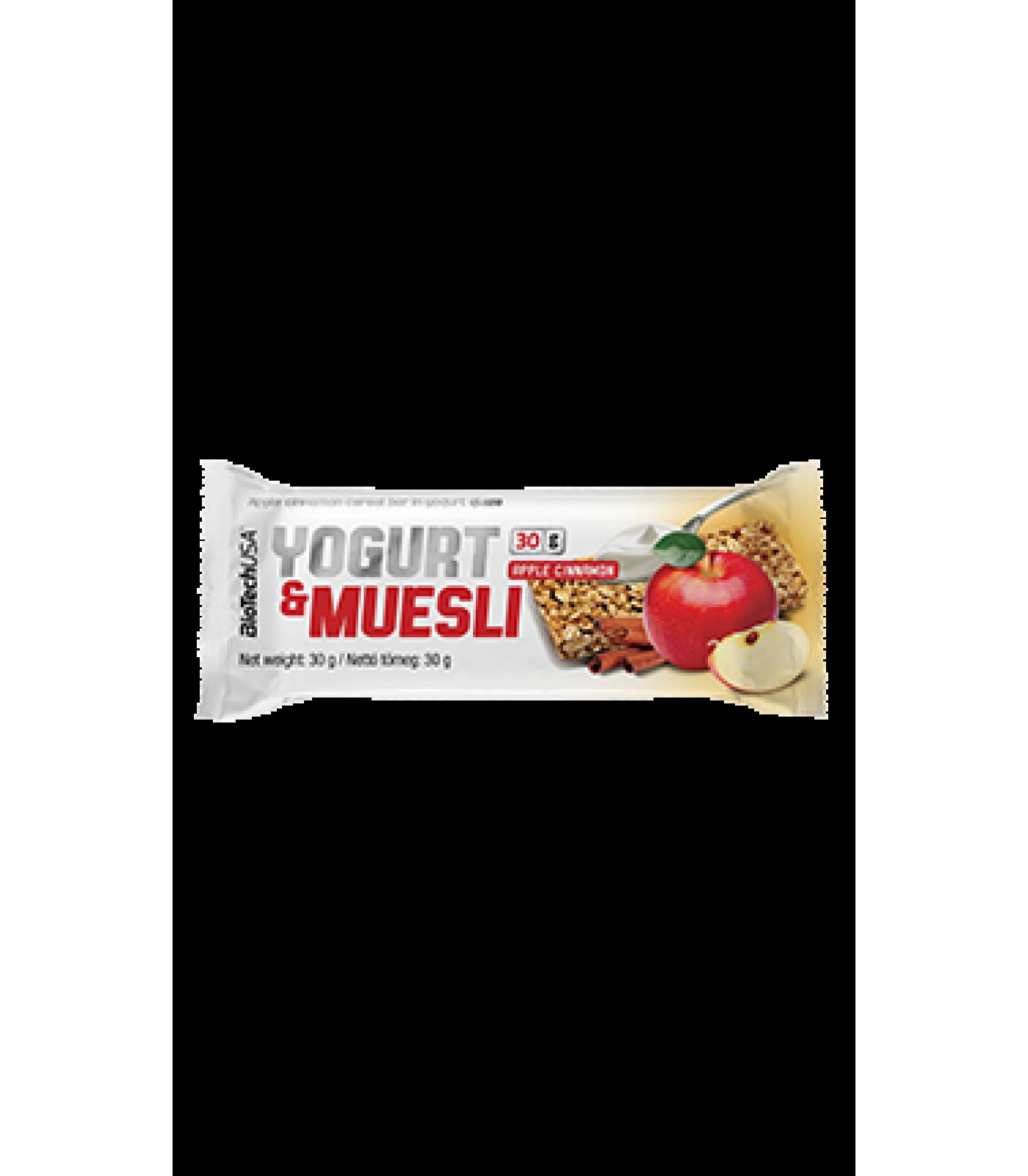 BioTech - Yogurt and Musli Bar / 30g