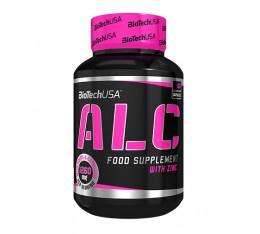 BIOTECH USA - ALC / 60 caps. Хранителни добавки, Отслабване, Л-Карнитин
