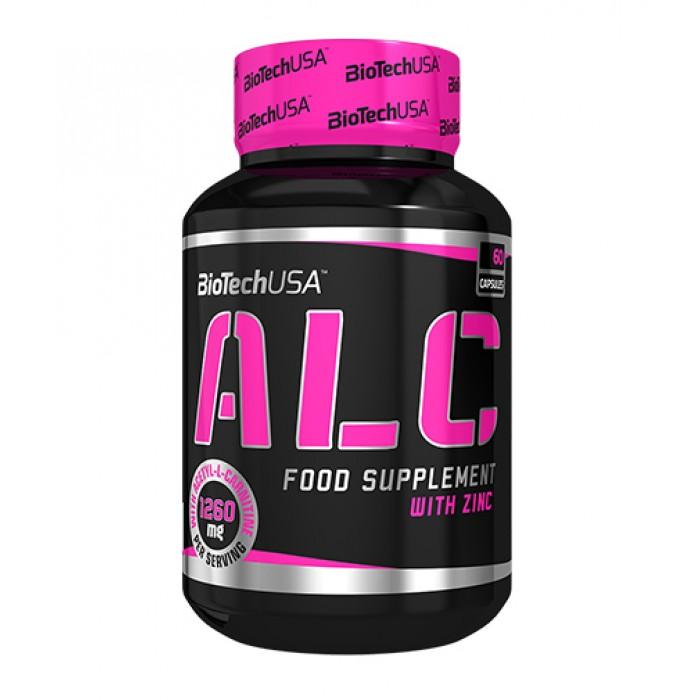 BIOTECH USA - ALC / 60 caps.