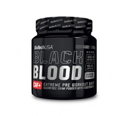 BioTech - Black Blood CAF+ / 300 гр.
