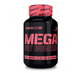 BIOTECH USA FOR HER - Mega Fat Burner / 90 caps.