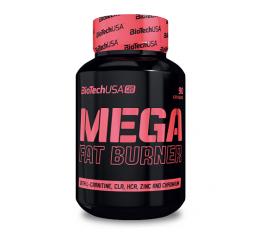 BIOTECH USA FOR HER - Mega Fat Burner / 90 caps. Хранителни добавки, Отслабване, Фет-Бърнари
