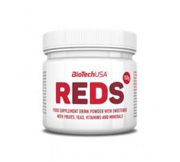 Biotech - Reds / 30 serv. Хранителни добавки, Антиоксиданти, Здраве и тонус, Зелени храни, Хранителни добавки на промоция
