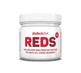 Biotech - Reds / 150 гр. Хранителни добавки, Антиоксиданти, Здраве и тонус, Зелени храни, Хранителни добавки на промоция