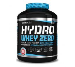 BioTech - Hydro Whey Zero / 1816 gr. Хранителни добавки, Протеини, Протеинови матрици