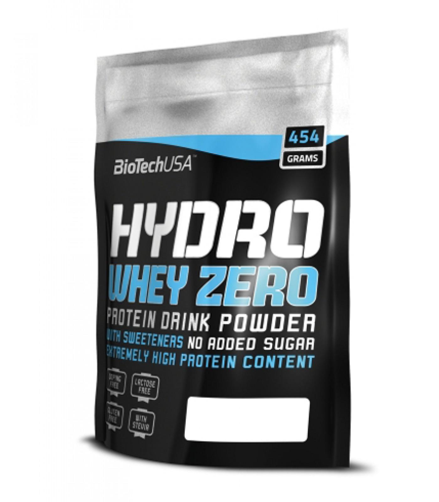 BioTech - Hydro Whey Zero / 454 gr.