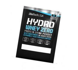 BioTech - Hydro Whey Zero / 1 serv. Хранителни добавки, Протеини, Протеинови матрици