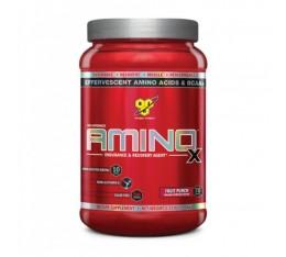 BSN - Amino X / 1000 gr. Хранителни добавки, Аминокиселини, Разклонена верига (BCAA), Комплексни аминокиселини
