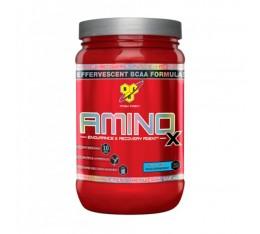 BSN - Amino X / 435 gr. Хранителни добавки, Аминокиселини, Комплексни аминокиселини, Хранителни добавки на промоция