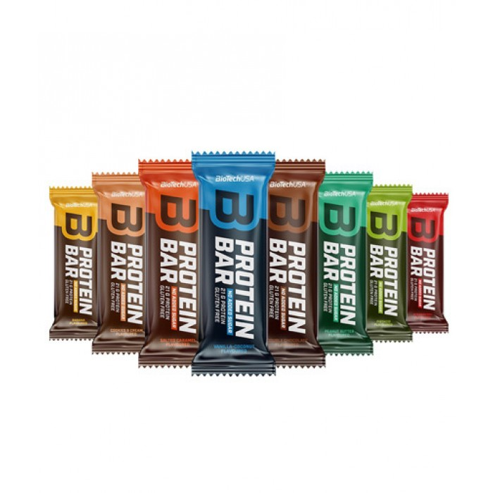 BIOTECH USA Protein Bar Box / 16x70g