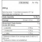 BSN - DNA BCAA / 200 gr.