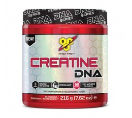BSN - DNA Creatine / 200gr Хранителни добавки, Креатинови продукти, Креатин Монохидрат