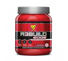 BSN - R3build Edge / 475 гр Аминокиселини, BCAA ( Аминокиселини Разклонена верига ), Сила и възстановяване
