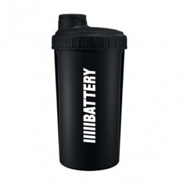 Battery Nutrition - Shaker Black / 700 ml.​
