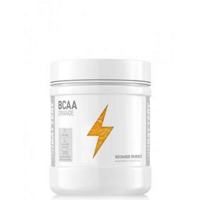 Battery Nutrition - BCAA Powder Flavoured / 500g.