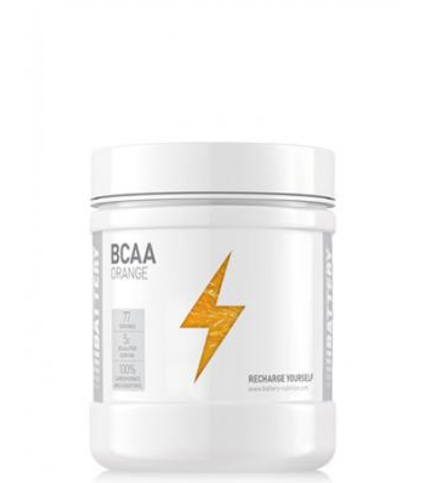 Battery Nutrition - BCAA Powder Unflavoured / 500g.