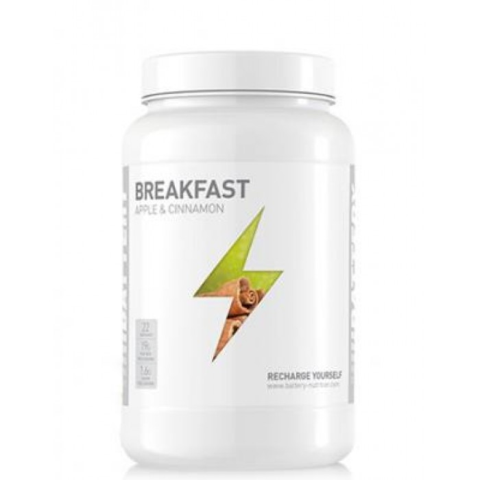 Battery Nutrition - Breakfast Protein / 1100g.