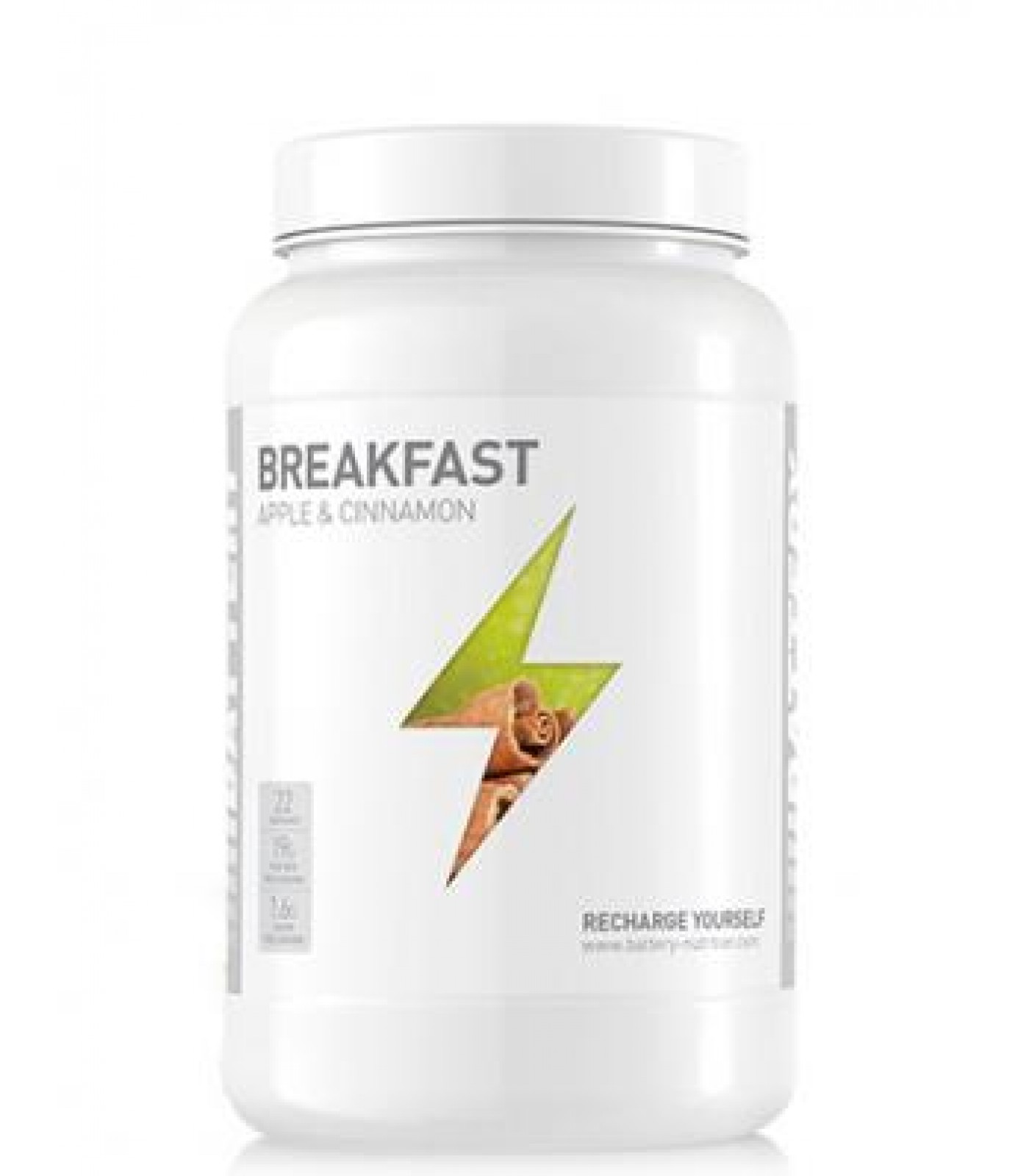 Battery Nutrition - Breakfast Protein / 1100g.