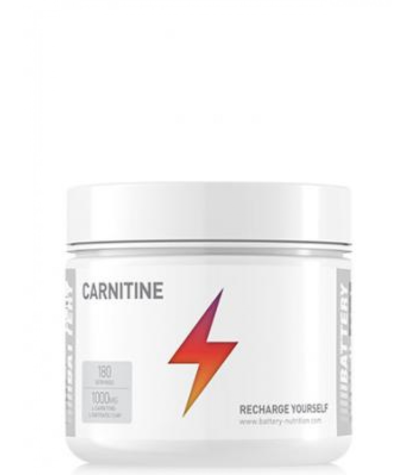 Battery Nutrition - Carnitine / 180 caps.