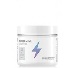 Battery Nutrition - Glutamine Unflavoured / 500g.
