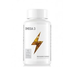Battery Nutrition - Omega 3 / 90 softgels