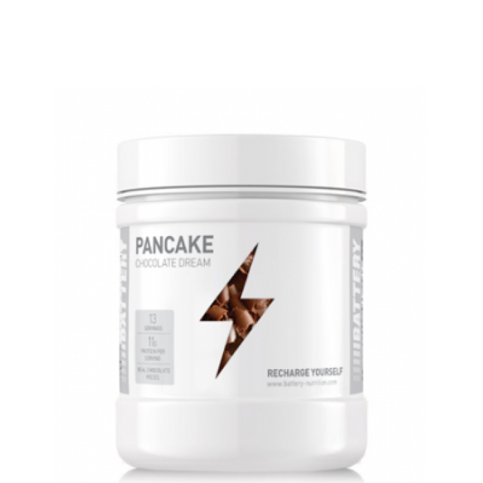 Battery Nutrition - Pancake Mix / 500g.