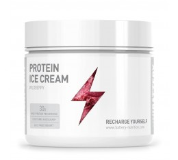 Battery Nutrition - Protein Ice Cream / 400g. Хранителни добавки, Протеини, Суроватъчен протеин