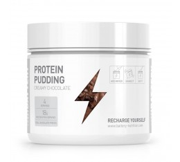 Battery Nutrition - Protein Pudding / 120g.