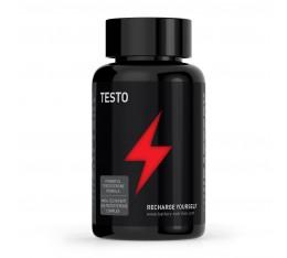 Battery Nutrition - Testo / 120 caps. Хранителни добавки, Стимулатори за мъже, Хардкор продукти, Трибулус-Терестрис