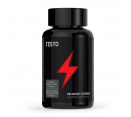 Battery Nutrition - Testo / 120 caps.